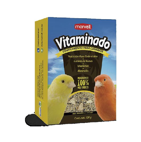 Vitaminado Periquito Australiano