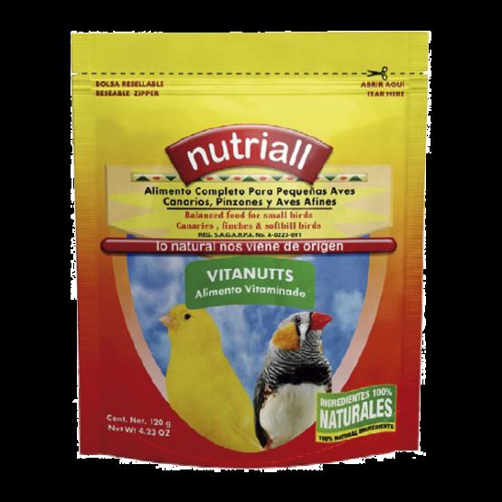 Nutriall Vitanutts