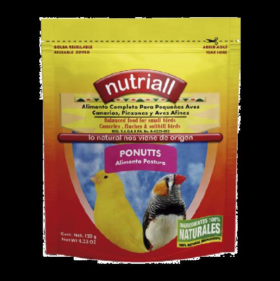 Nutriall Ponutts