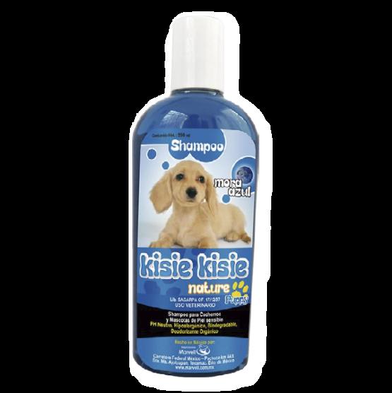 Shampoo Puppy Mora Azul