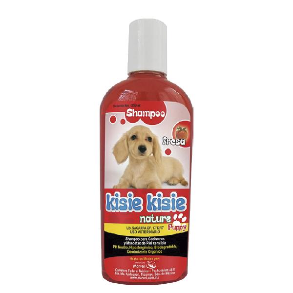 Shampoo Puppy Fresa