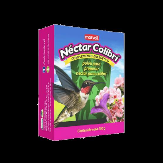 Néctar colibrí polvo