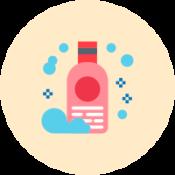 Shampoo higiene y belleza