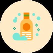 Shampoo medicados